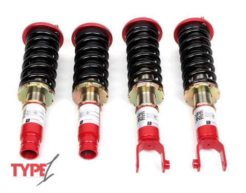 FUNCTION FORMS COILOVERS - HONDA CIVIC EF 88-91
