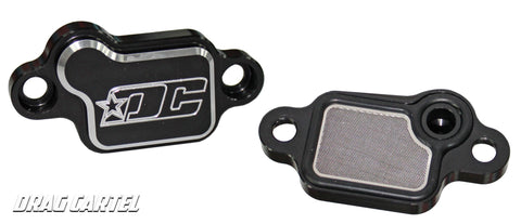 Drag Cartel Oil Filter Baffle DC-VTC-STR