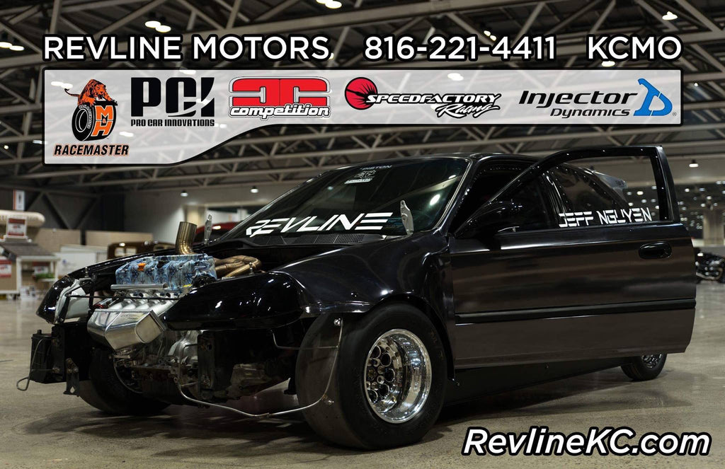Revline Contact Us for parts listed not on our site or for more information
