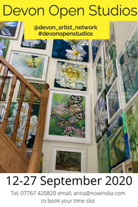 Devon Open Studios 2020- Exhibition