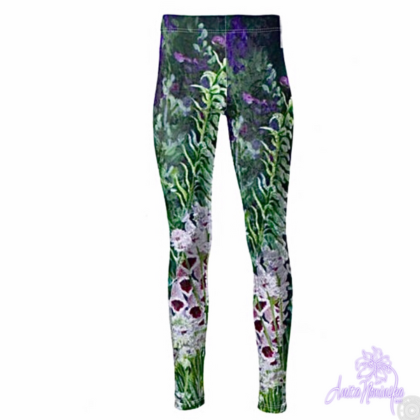 DESIGNER HIGH WAIST LEGGINGS