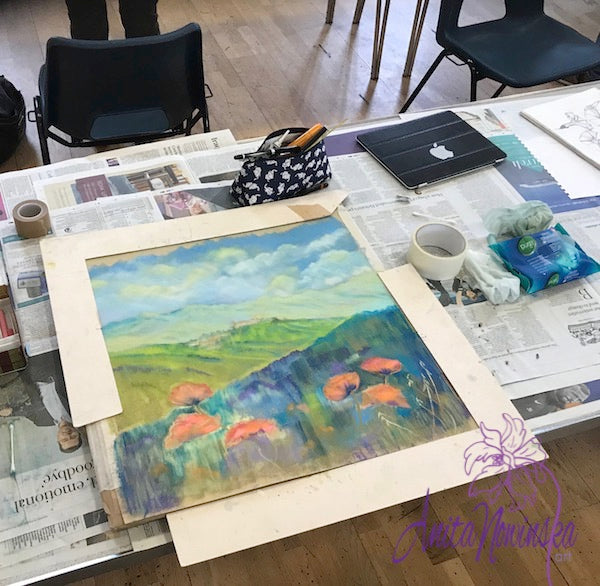 ONE DAY PAINTING WORKSHOP