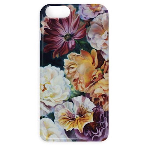 designer floral iphone case. samsung galaxy case, anita nowinska flower paintings