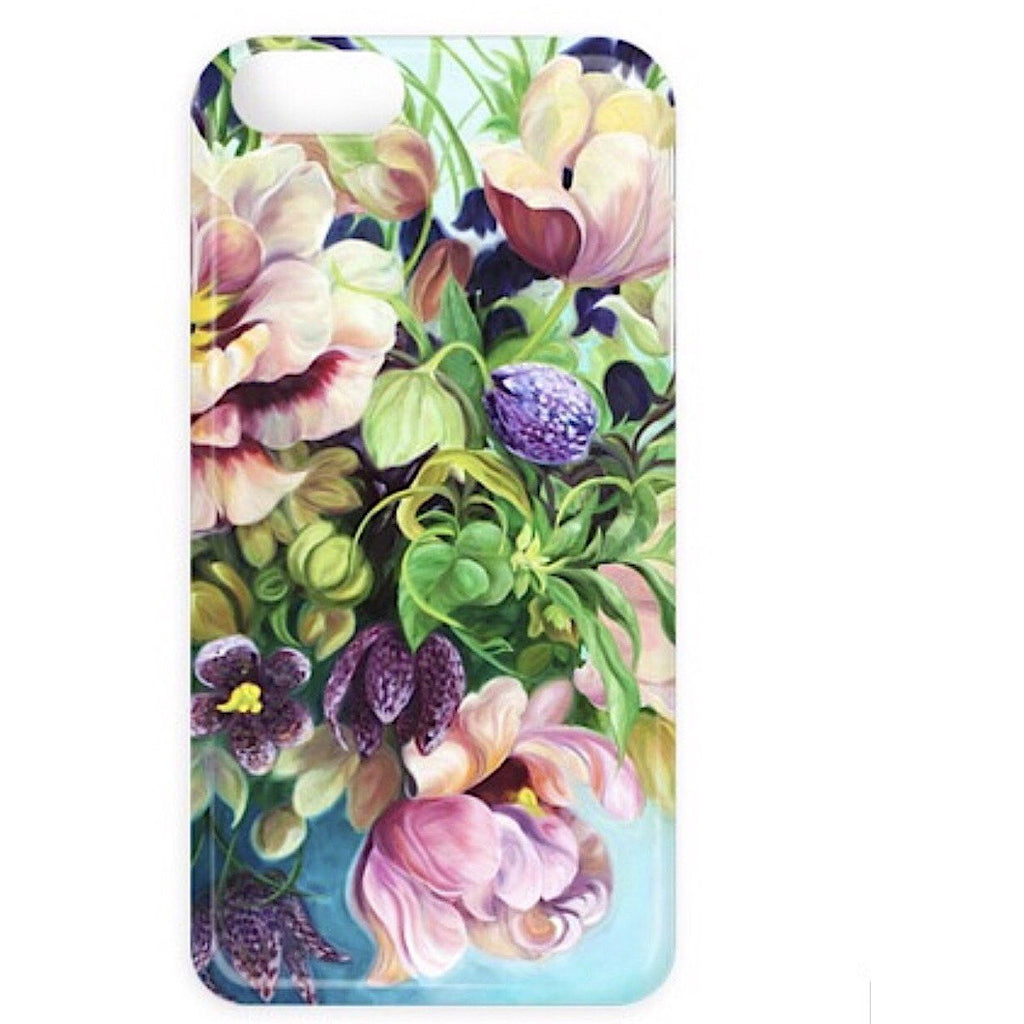 Designer-Floral -Art -Phone Cases- iphone- samsung phonecase- accessories- luxury- tulips