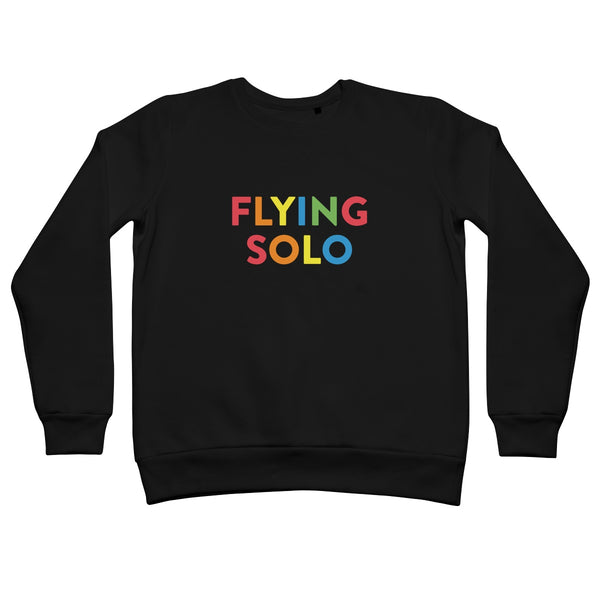 Flying Solo Retail Sweatshirt