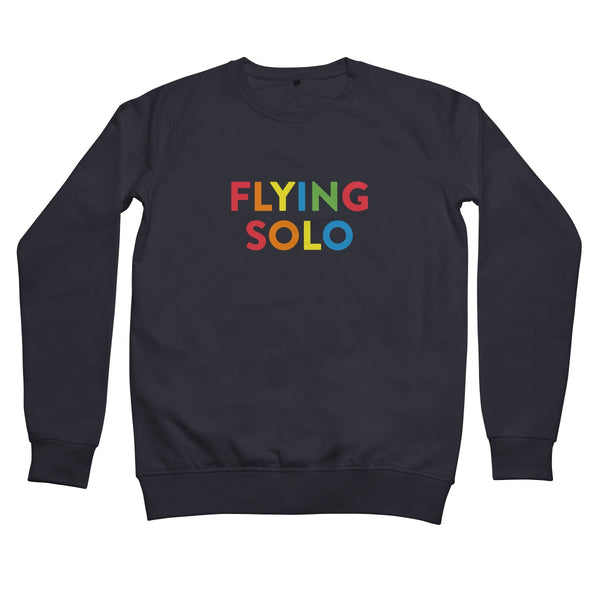 Flying Solo Women's Sweatshirt