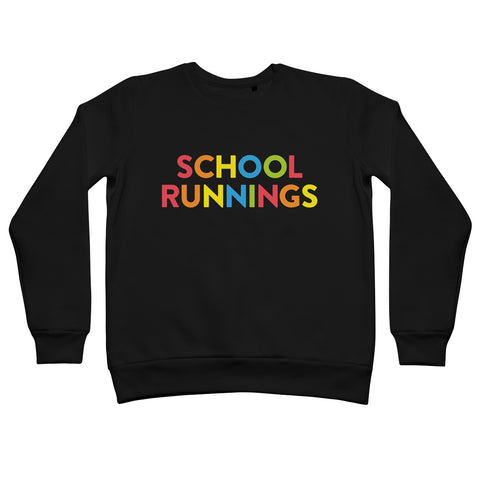 School Runnings Sweatshirt