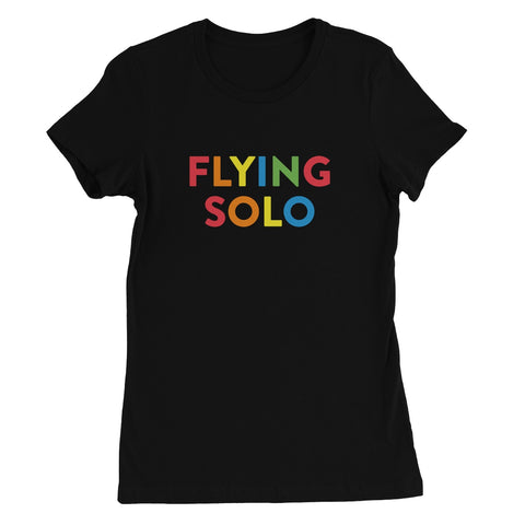 Flying Solo Women's Favourite T-Shirt