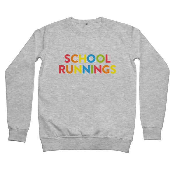 School Runnings Women's Sweatshirt