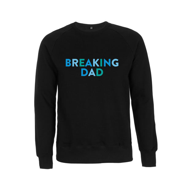 Breaking Dad Raglan Sweatshirt - Parent Apparel Ltd - 5