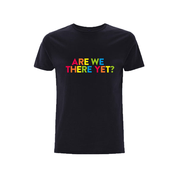 Are We There Yet Men's T-Shirt - Parent Apparel Ltd - 3
