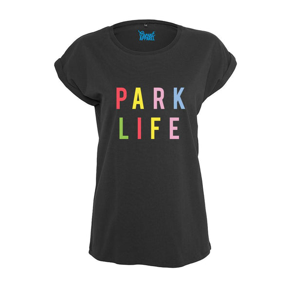 PARK LIFE Rolled Sleeved Women's T-Shirt