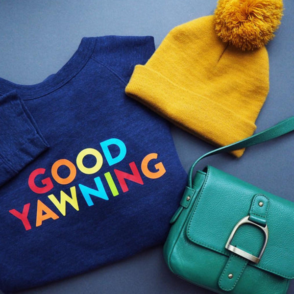 Good Yawning Sweatshirt - Parent Apparel Ltd - 4