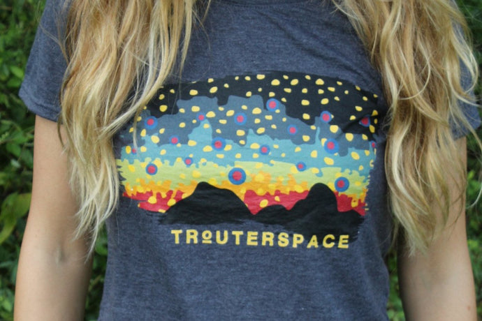 Trouterspace Womens' Tee