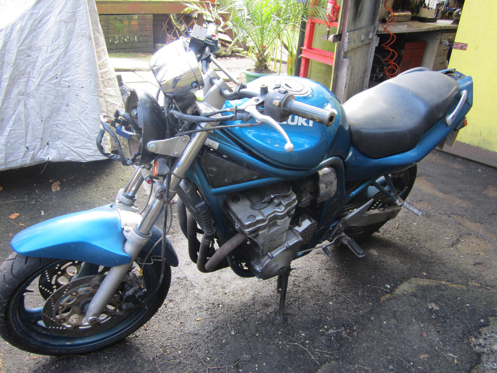 Suzuki Gsf 600 Bandit Mk1 Just Arrived For Breaking All Parts Availabl Southampton Motorcycle Breakers