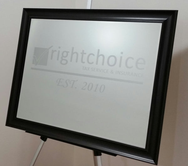 Most Unique and Thoughtful Gift: Beautiful Personalized Mirror for Right Choice