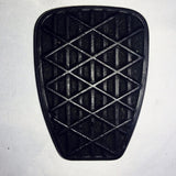 NEW GENUINE MERCEDES-BENZ RUBBER PEDAL PAD CLUTCH & BRAKE-PEDAL W110-190c 200 230 190Dc 200D W111-220B 230S  220Sb 220SEb 220 SEC 250 SEC 220SE CONVERTIBLE 250SE CONVERTIBLE 280 SEC 280SE CONVERTIBLE