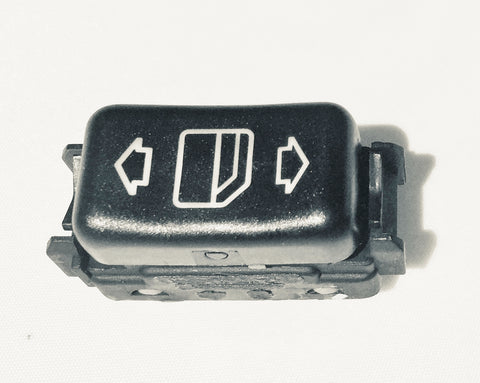WINDOW SWITCH RIGHT REAR W124 NEW GENUINE MERCEDES BENZ  300TE WAGON 300TE 4MATIC WAGON 400E E300D E320 CONVERTIBLE E320 COUPE E320 SEDAN E320 WAGON E420