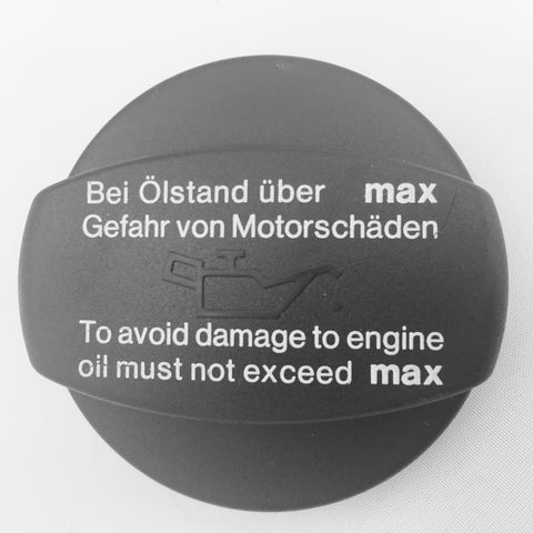 OIL FILLER CAP NEW GENUINE MERCEDES-BENZ W123 300TD-T 300TD 300D-T 300D 300CD-T 300CD 280E 280CE 240D 230