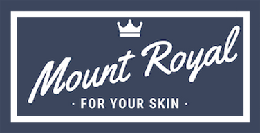 Navy blue Mount Royal Soaps Logo