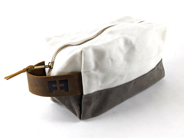 Fat Felt Dopp Kit