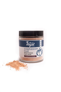 Pumpkin Seed & Rose Face Mask- Complexion Clay