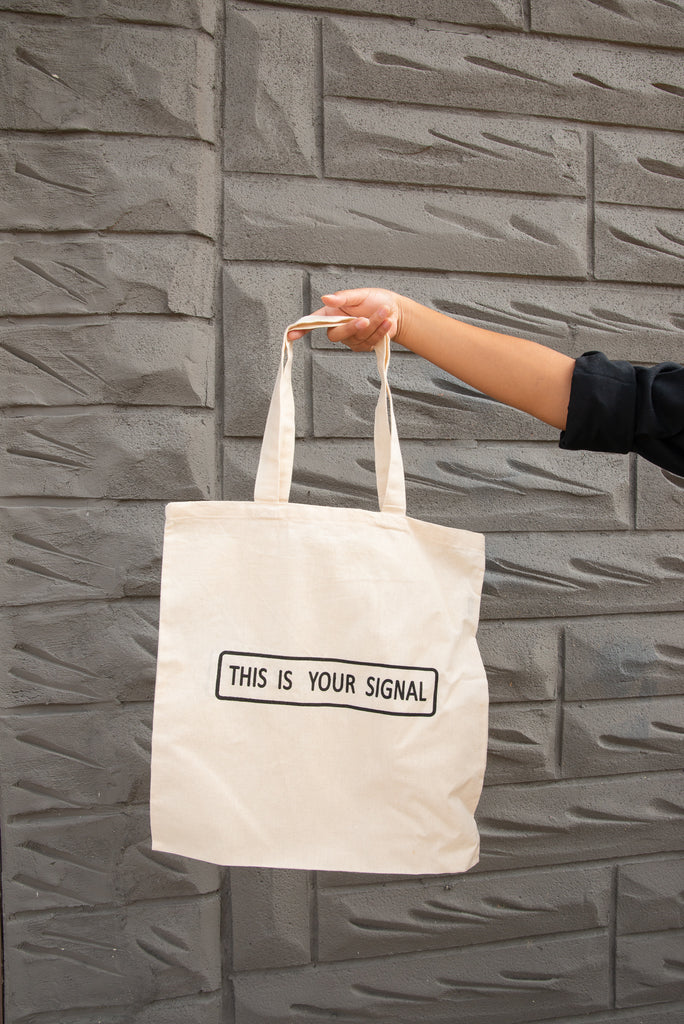 This Is Your Signal Tote