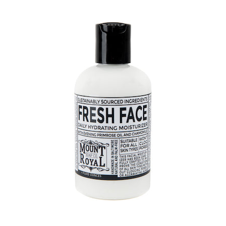 Fresh Face Moisturizer
