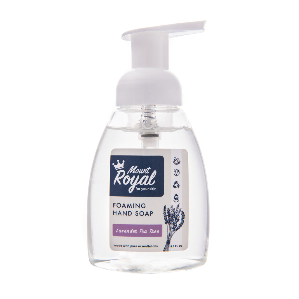 Foaming Hand Soap- Lavender Tea Tree