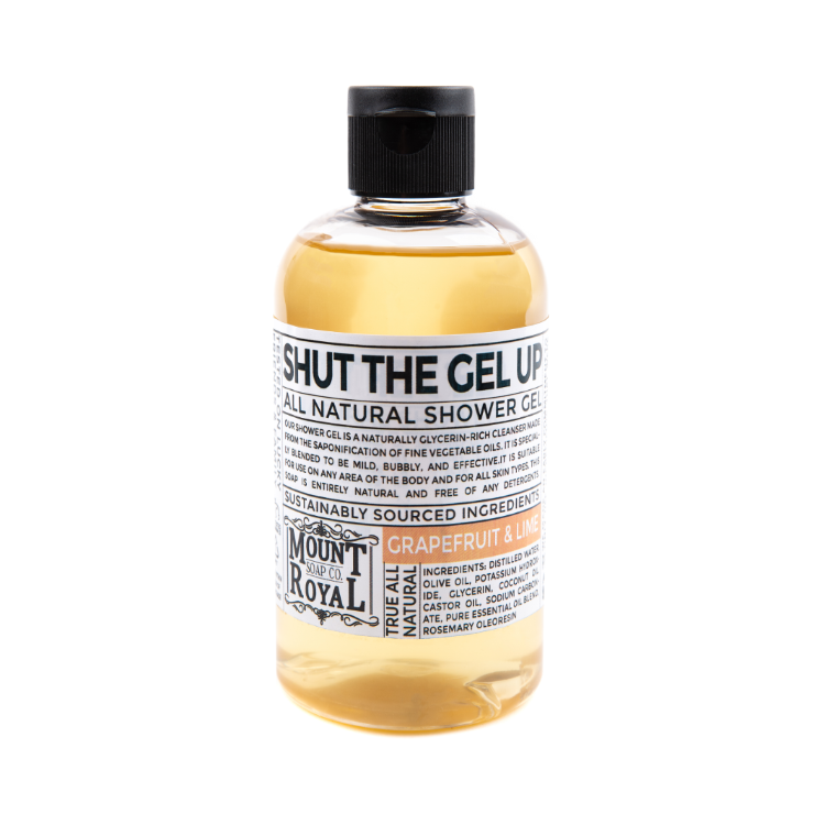 Grapefruit and Lime Shower Gel