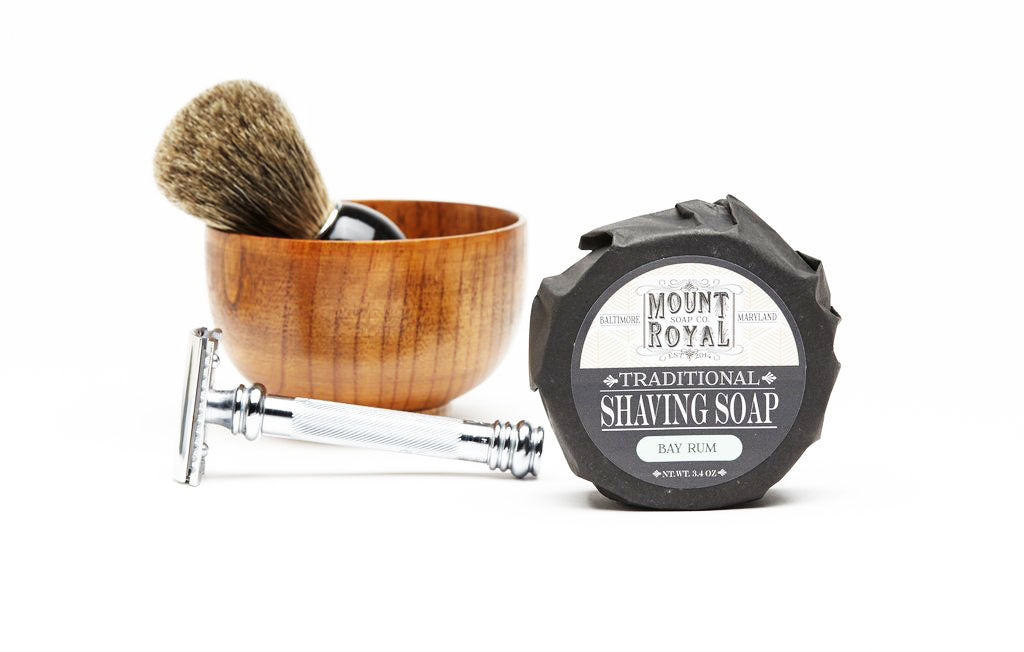 Bay Rum Shaving Soap