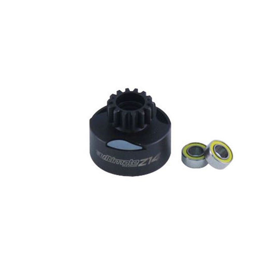 Ultimate Racing Ventilated Z14 Clutch Bell