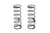 SOAR TD1R REAR SHOCK SPRING 1.6MM 86MM