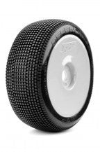 James Defender (tire insert wheel combo) White (2pcs)