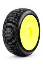 James Defender (tire insert wheel combo) Yellow (2pcs)