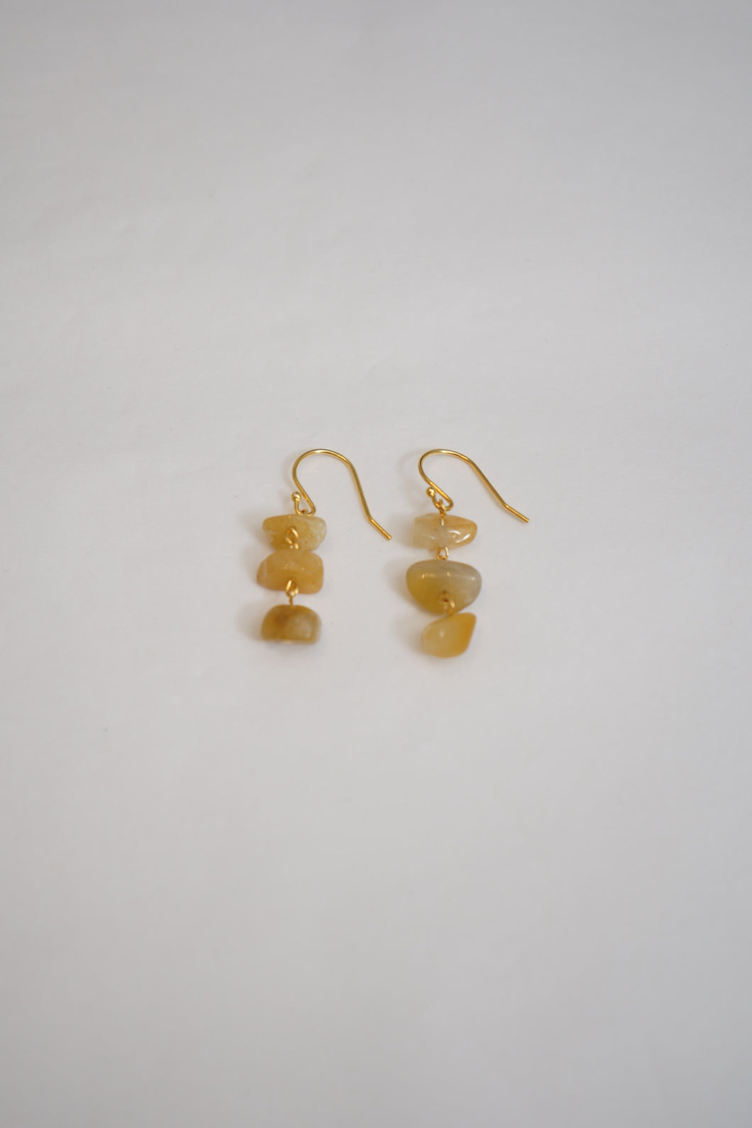 Yellow Aventurine Pierce