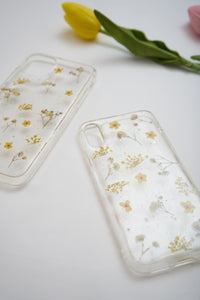 Phone Cover Yellow Flower