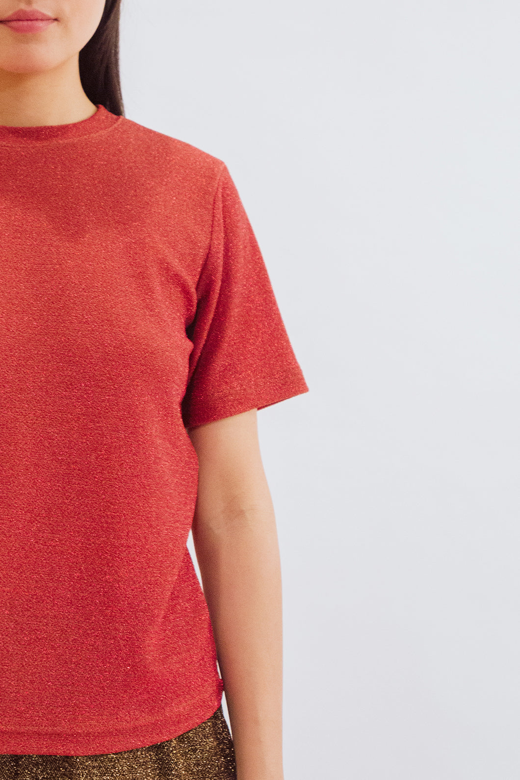 Meiko T-shirt Blood Orange