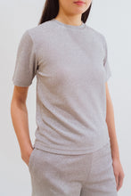 Load image into Gallery viewer, Meiko T-shirt Silver
