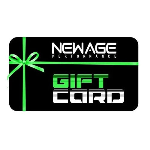 New Age Performance Gift Card
