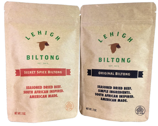 SUBSCRIPTION Biltong- Classic Flavors