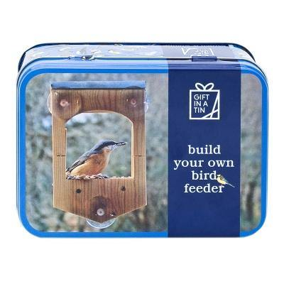 Build Your Own Bird Feeder - Pretty Shiny Shop