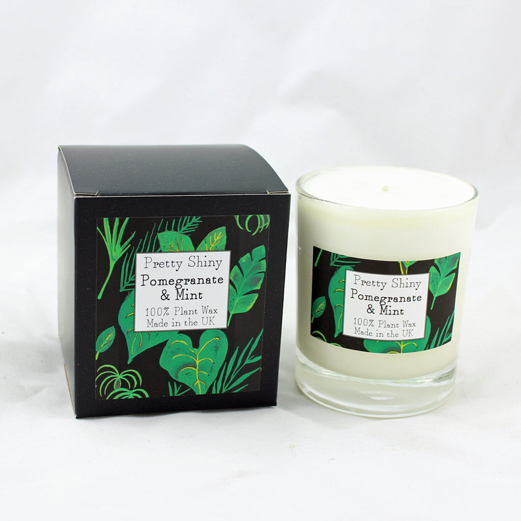 Pomegranate & Mint 20cl Candle
