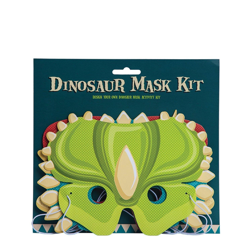 Dinosaur Mask Kit - Pretty Shiny Shop
