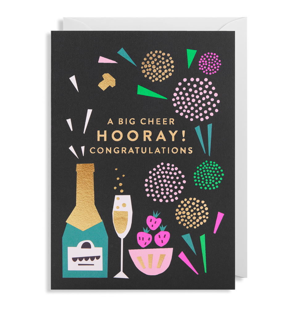 Big Cheer Celebration Card