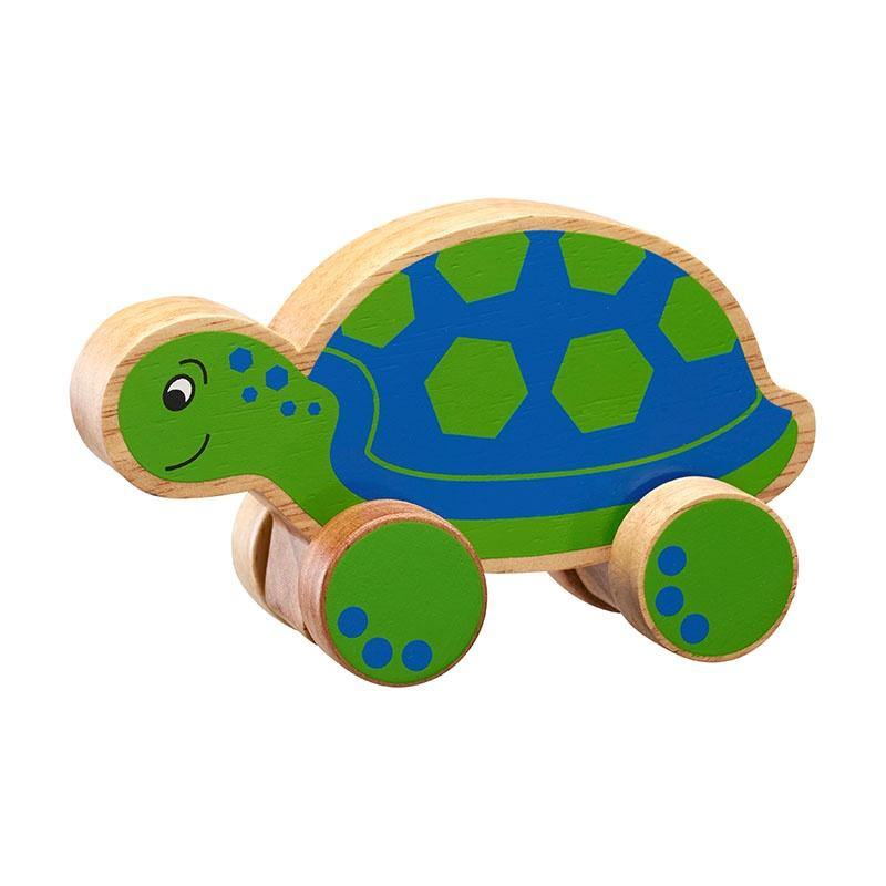Turtle Push Along Toy - Pretty Shiny Shop