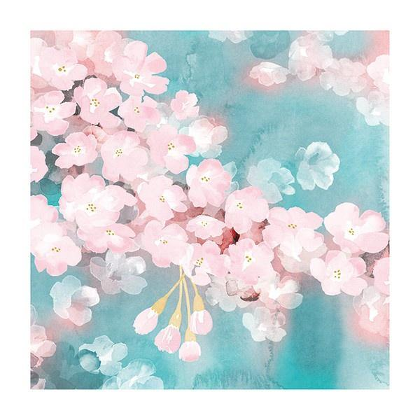 Pink Blossom Card