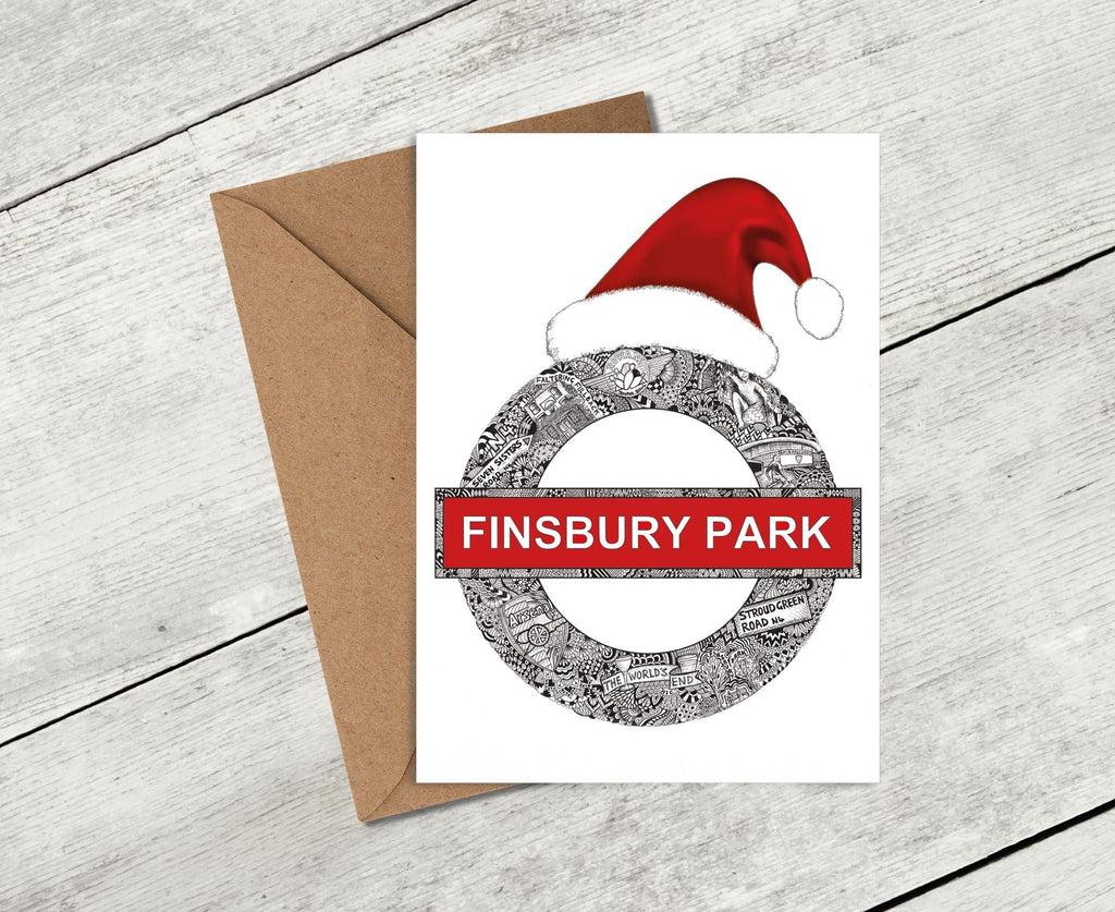 Finsbury Christmas Card