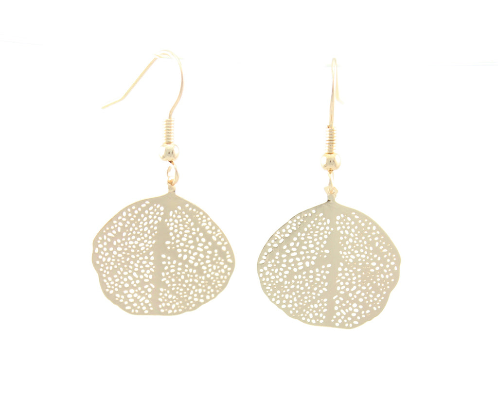 Tia Filigree Earrings