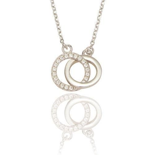 Mara Necklace - Silver - Pretty Shiny Shop